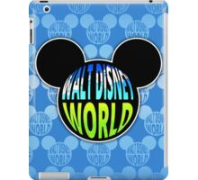 Walt Disney World Earth iPad Case/Skin