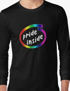 Pride Inside Long Sleeve T-Shirt