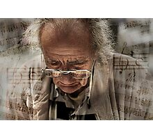 the composer Photographic Print