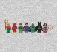 LEGO Justice League of America One Piece - Short Sleeve