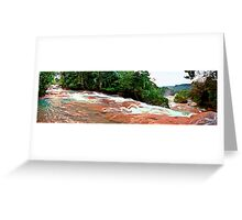 chiapas 130 Greeting Card