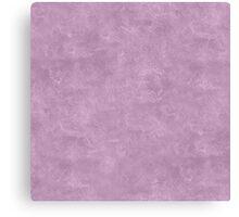 Lavender Herb Oil Pastel Color Accent Canvas Print