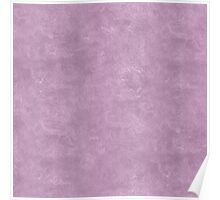 Lavender Herb Oil Pastel Color Accent Poster