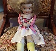 Porcelain Doll ~ Crazy Girl by roadsidestills