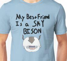 My Best Friend Is A Sky Bison Unisex T-Shirt