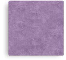 Orchid Mist Oil Pastel Color Accent Canvas Print