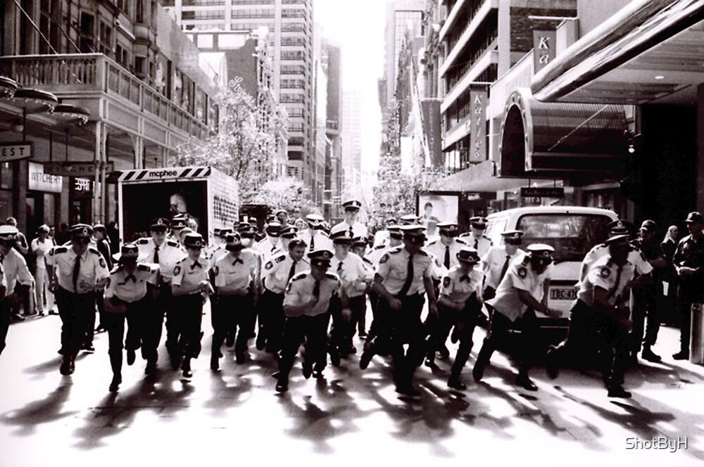Cops by ShotByH