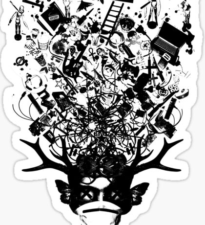 ZED Sticker