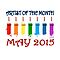 Artist of the month - May 2015
