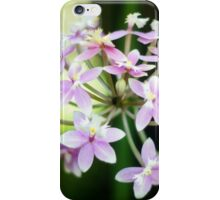 More flowers, Botanical Schmanical iPhone Case/Skin