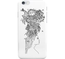 A head full of dreams iPhone Case/Skin