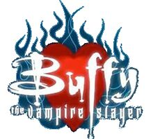 Buffy Flaming Heart by ButterfliesT