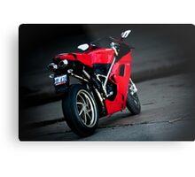 Ducati 1198S  Metal Print