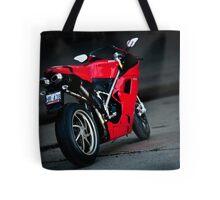 Ducati 1198S  Tote Bag