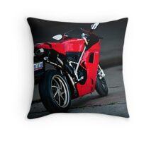Ducati 1198S  Throw Pillow