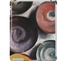 Five Good Apples Abstract Print iPad Case/Skin