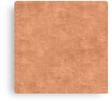 Sandstone Oil Pastel Color Accent Canvas Print