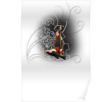 Final Fantasy Type-0 - Queen Poster