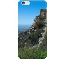 Mountains, Rocks and Sky iPhone Case/Skin