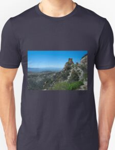 Mountains, Rocks and Sky Unisex T-Shirt