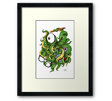 The Outsider Framed Print