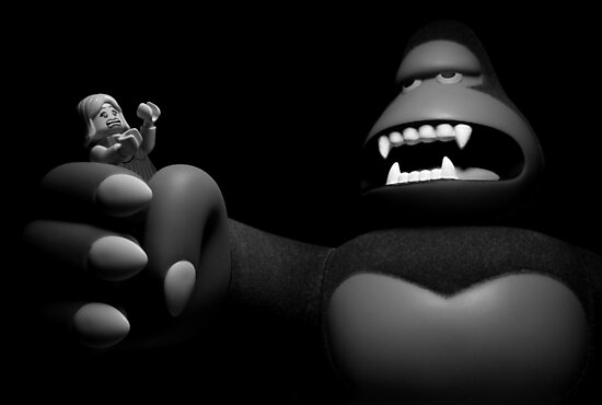 King Kong! by smokebelch