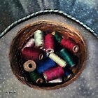 Jewel Spools by RC deWinter