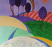 Somewhere Under The Rainbow by Laura Williamson