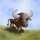 Taurus by Kitsune Arts