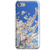 Snow Blossoms iPhone Case/Skin