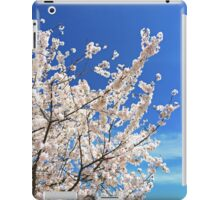 Snow Blossoms iPad Case/Skin