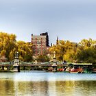 Springtime in Boston by Monica M. Scanlan