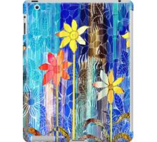Spring come to the Flowers iPad Case/Skin