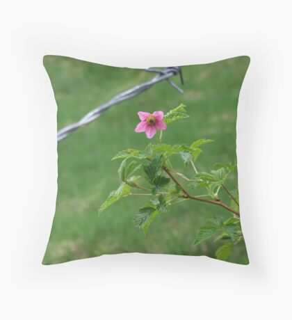 Barbed Throw Pillow