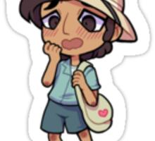 Jamie the Postman Sticker