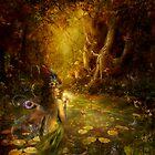 The secret pond by Lilla Márton