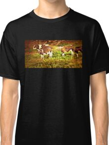 """Buttercup Shows Off Her Shiny New Earrings""... prints and products Classic T-Shirt"