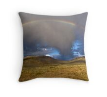 Mustang's Miracle Throw Pillow