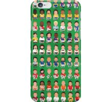 Football Legends iPhone Case/Skin