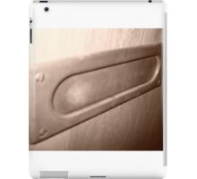 Vacant 2 iPad Case/Skin