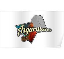 Asgardians Poster