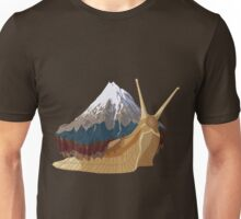 Mountain Snail Unisex T-Shirt