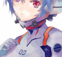 Rei Ayanami Sticker