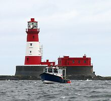 Longstone Light by dsargent