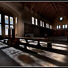 The Great Hall at Stirling Castle by Shaun Whiteman