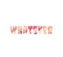 Whatever Pink Creepster Design by hellosailortees