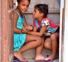 Havana - Sisters by Kathleen Conklin
