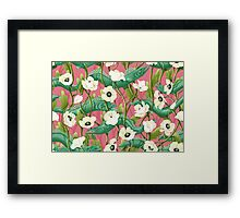 Barracuda - spring Framed Print