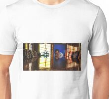 Laughing aloud in The Boardroom ..... Unisex T-Shirt