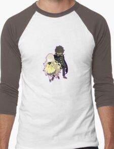 Zen ad Rei Men's Baseball ¾ T-Shirt